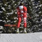 Secondo posto sprint Hochfilzen