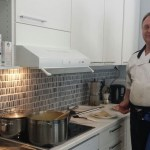 Arturo, il nostro cuoco!