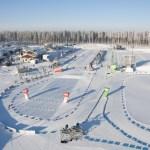 Stadio mondiali di Biathlon Kontiolahti